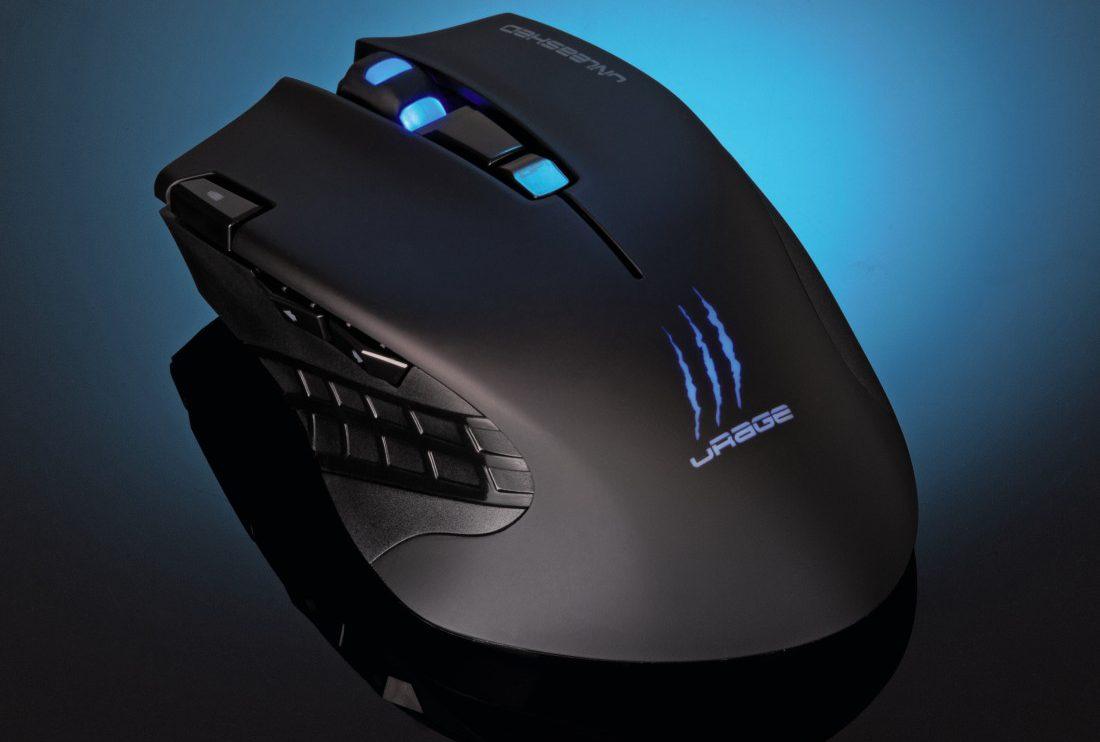 Hama uRage Gaming Tastatur Gaming Maus preiswert design pro gamer Hama uRage Unleashed