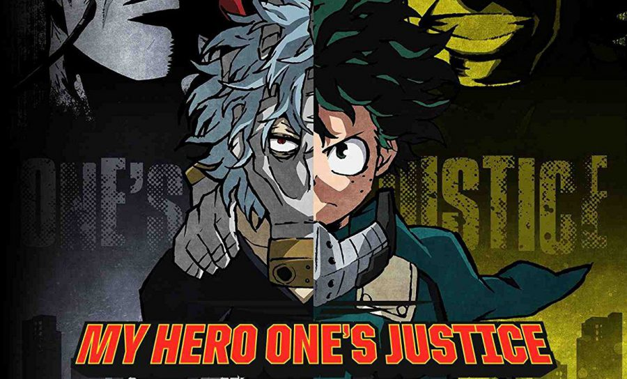 My Hero One's Justice My Hero Ones Justice PlayStation 4 Pro Namco Bandai Bandai Namco Review Test Kritik Titel