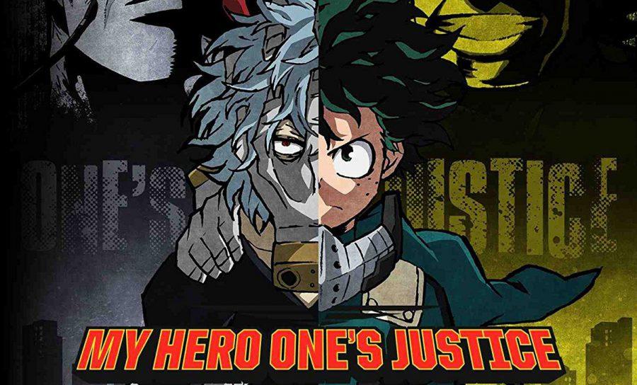 My Hero One's Justice My Hero Ones Justice PlayStation 4 Pro Namco Bandai Bandai Namco Review Test Kritik Titel