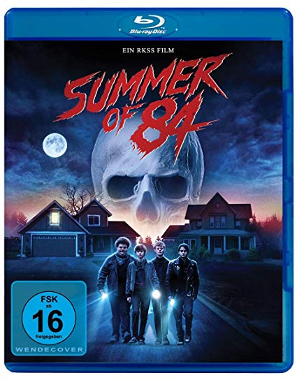 Summer of 84 Pandastorm Pictures Horror Gewinnspiel Blu-ray DVD Titel