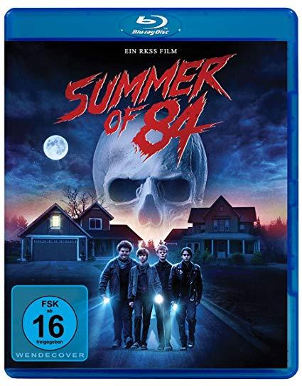Summer of 84 Pandastorm Pictures Horror Gewinnspiel Blu-ray DVD Titel