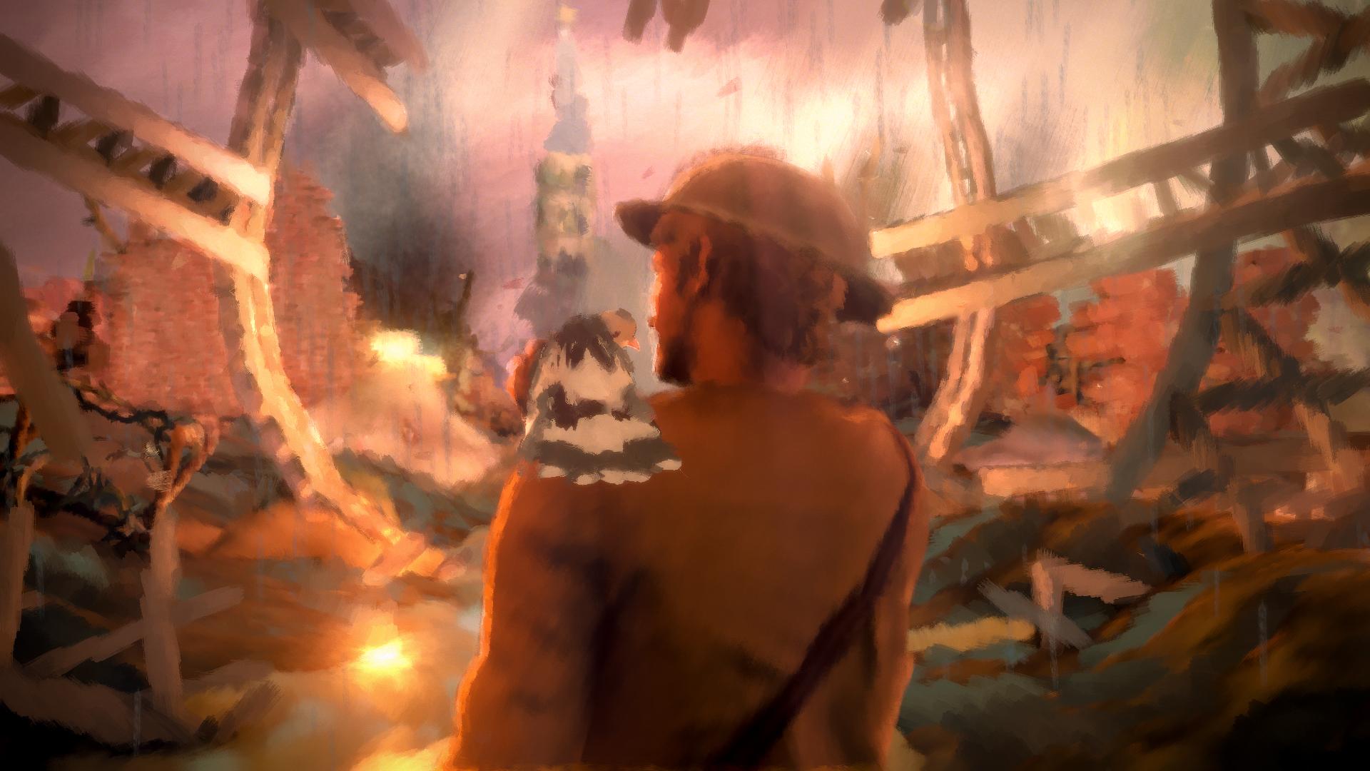 11-11 Memories Retold PS4 Pro Xbox One X Review Kritik Test Bandai Namco Entertainment Anti Kriegsspiel Worldwar I Erster Weltkrieg 1918 11 11 1918 Harry Zeppelin