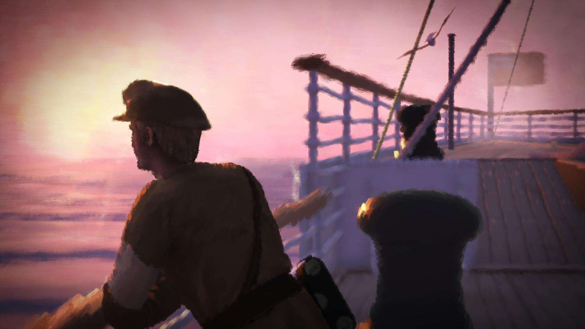 11-11 Memories Retold PS4 Pro Xbox One X Review Kritik Test Bandai Namco Entertainment Anti Kriegsspiel Worldwar I Erster Weltkrieg 1918 11 11 1918 Harry