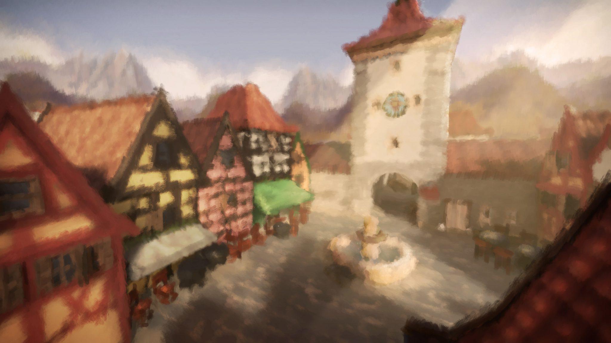 11-11 Memories Retold PS4 Pro Xbox One X Review Kritik Test Bandai Namco Entertainment Anti Kriegsspiel Worldwar I Erster Weltkrieg 1918 11 11 1918 Stadt
