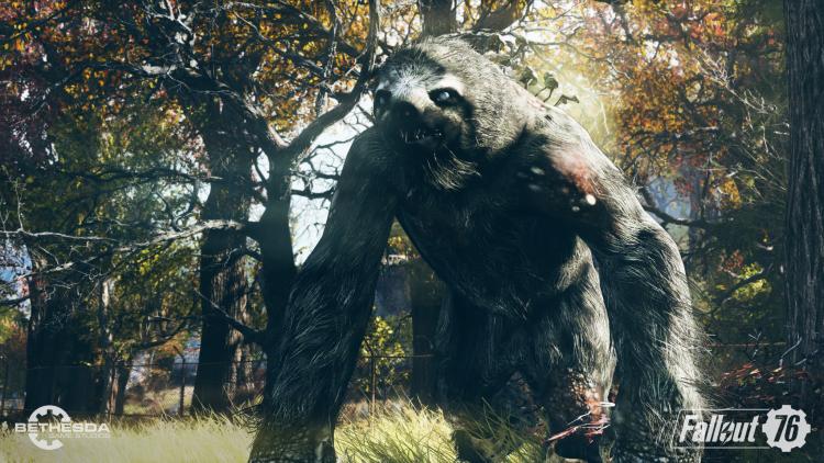 Fallout 76 Xbox One X PS4 Pro Bethesda Survival Vault 76 Wiederaufbau Appalachia PC Online Special Faultier