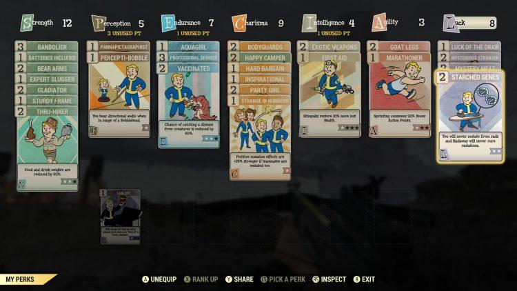 Fallout 76 Xbox One X PS4 Pro Bethesda Survival Vault 76 Wiederaufbau Appalachia PC Online Special S.P.E.C.I.A.L