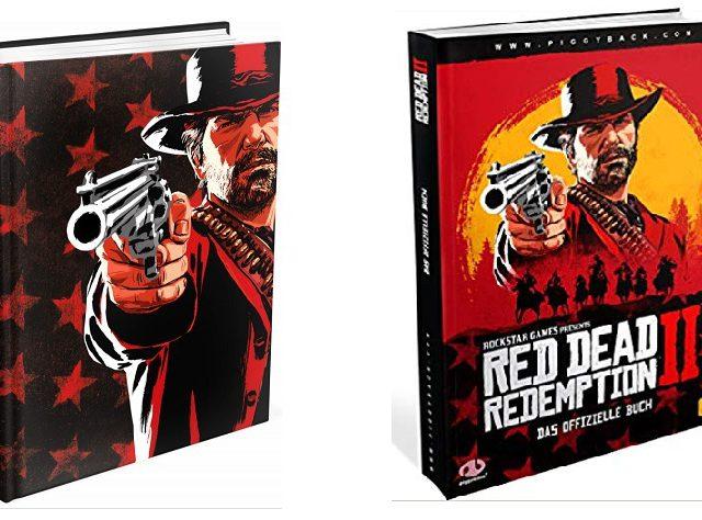 Piggyback Interactive Lösungsbuch Red Dead Redemption 2 Das offizielle Buch RDR 2 PS4 Pro Xbox One X Review Test Kritik Arthur Morgan Dutch Van der Linde Western Wild West