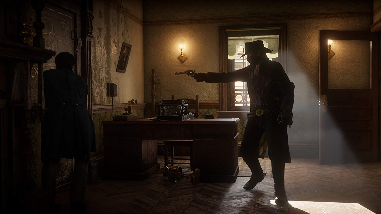 Red Dead Redemption 2 RDR 2 PS4 Pro Xbox One X Review Test Kritik Mitreißend Arthur Morgan Dutch Van der Linde Western Wild West