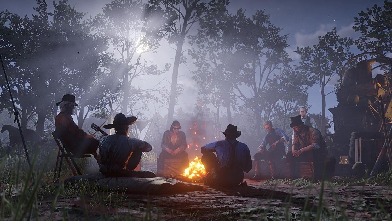 Red Dead Redemption 2 RDR 2 PS4 Pro Xbox One X Review Test Kritik Simulation Arthur Morgan Dutch Van der Linde Western Wild West