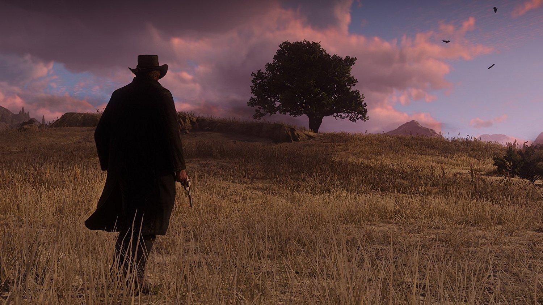 Red Dead Redemption 2 RDR 2 PS4 Pro Xbox One X Review Test Kritik Werte Arthur Morgan Dutch Van der Linde Western Wild West