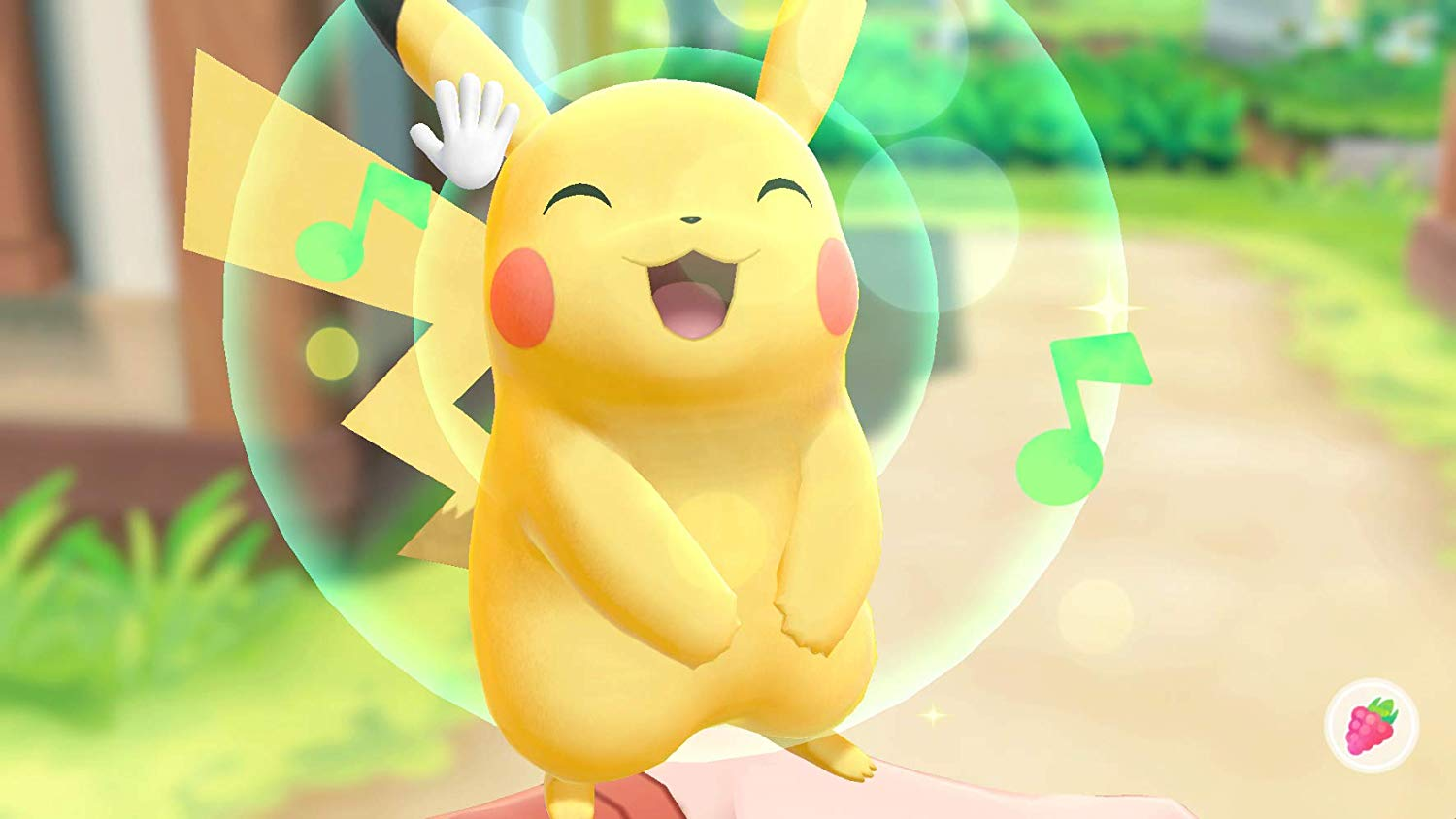 Pokemon Let's Go, Pikachu! Pokemon Let's Go, Evoli! Pokemon lets go pikachu Nintendo Switch NSW Test Review Kritik Gelbe Edition Taschenmonster Titel