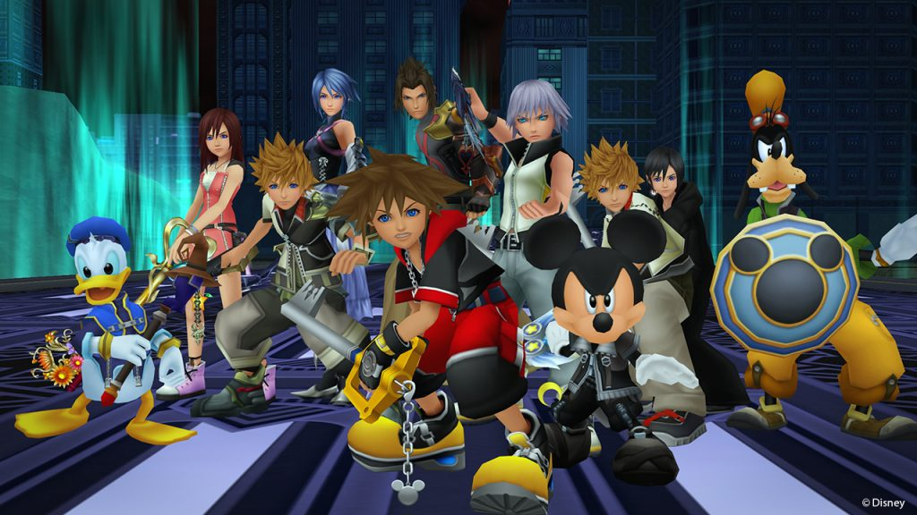 Kingdom Hearts Alle Helden