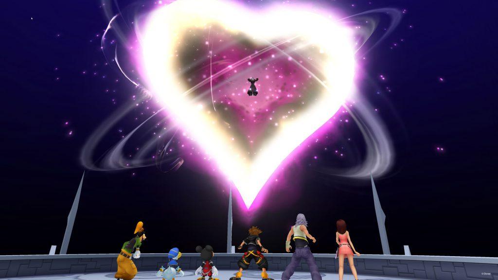 Künstliches Kingdom Hearts
