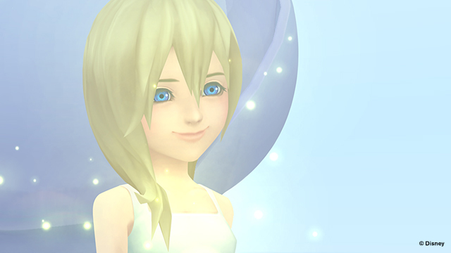 Kingdom Hearts Namine