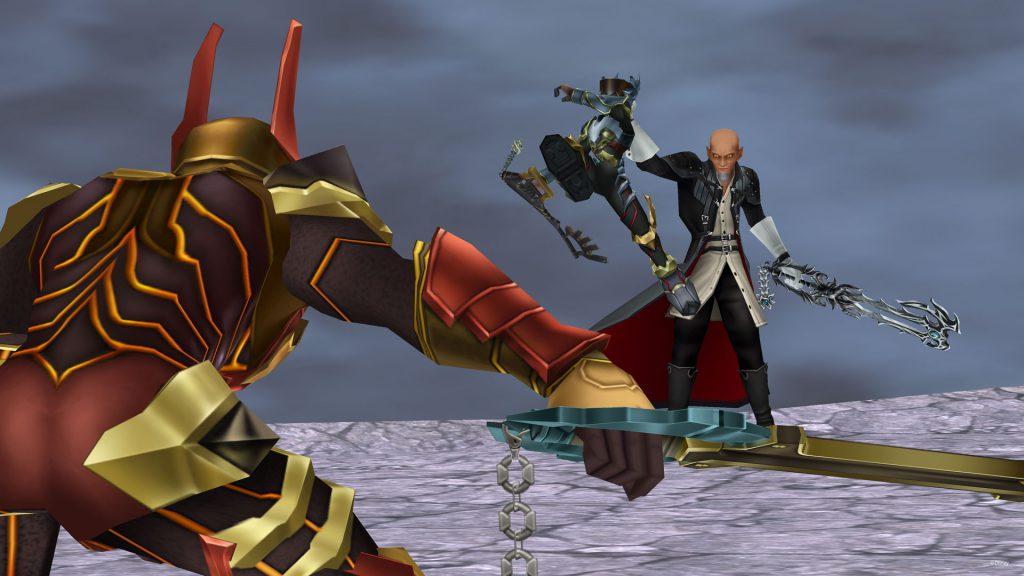 Kingdom Hearts Terra Ven und Xehanort