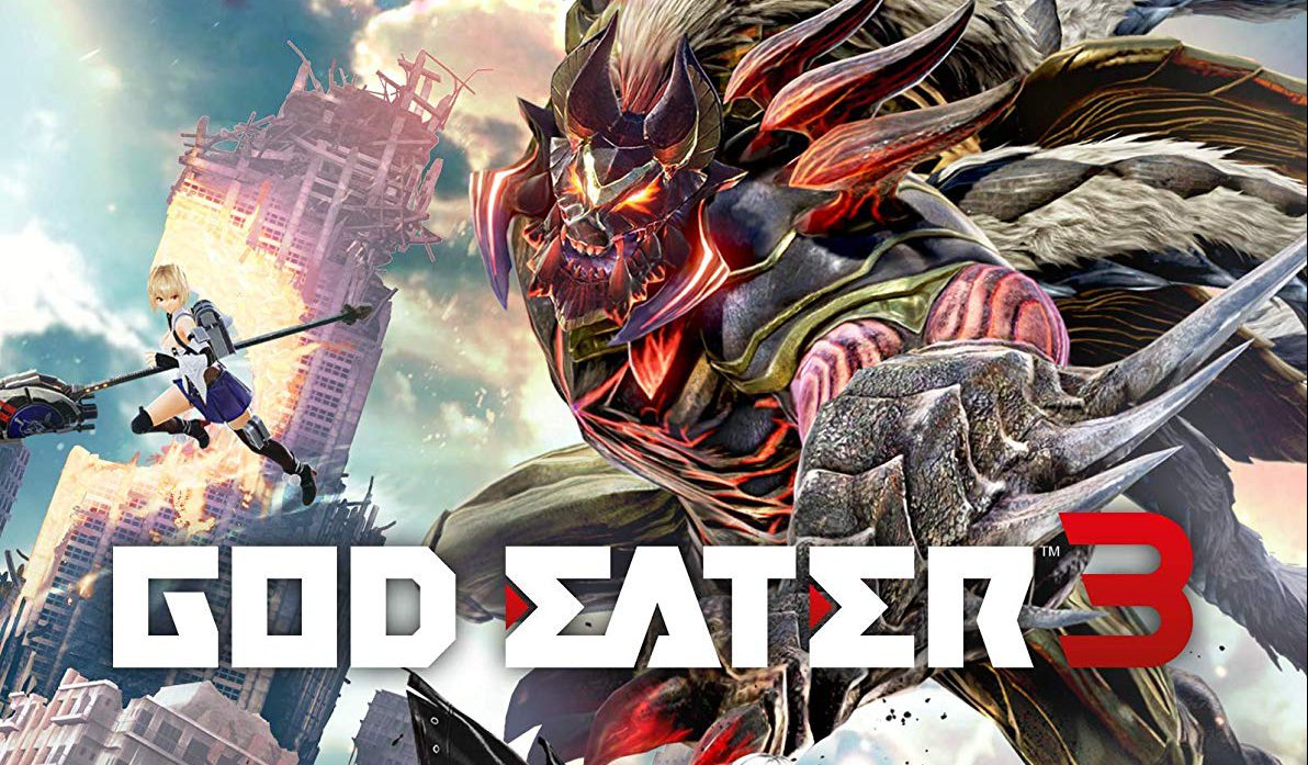 God Eater 3 Packshot Review Kritik Test PS4 Pro PC Bandai Namco Entertainment