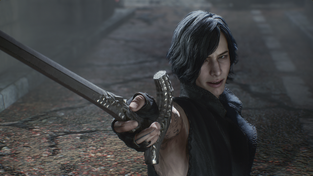 Devil May Cry 5 Xbox One Review Devil M