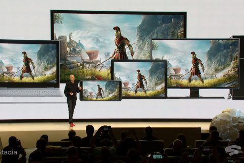 Google Stadia Streaming Gaming Controller Games