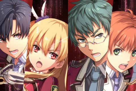 The Legend of Heroes Trails of Cold Steel PS4 PlayStation 4 Pro Remaster Review Test Kritik Titel