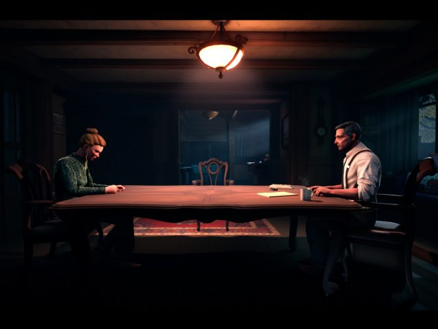 The Occupation White Paper Games Interaktiver Thriller Interactive PS4 PlayStation 4 Pro Test Review Kritik 1