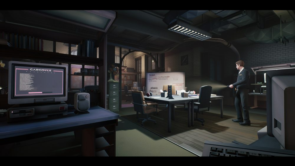 The Occupation White Paper Games Interaktiver Thriller Interactive PS4 PlayStation 4 Pro Test Review Kritik 2