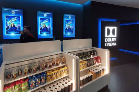 Dolby Cinema Deutschland Premiere Kinopolis Mathäser München Technik Review Launch
