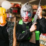 Mega Time Squad Titel Bluray DVD Pandastorm Pictures Zeitreise Kritik Review