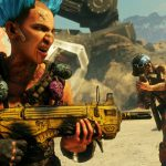 Rage 2 Xbox One X PlayStation 4 Pro PS4 Bethesda id Software Review Avalanche Titel
