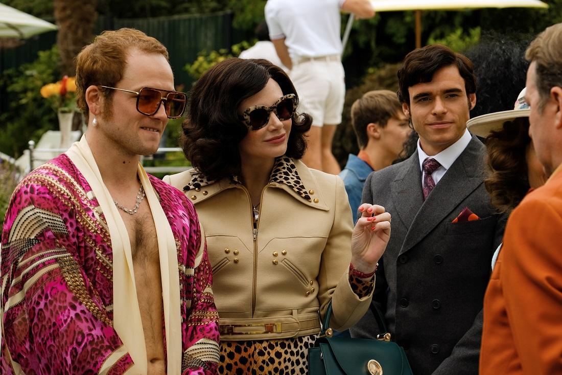 Rocketman Taron Egerton Elton John Paramount Pictures Kino Musik Biopic Review Test Kritik OV Elton Familie