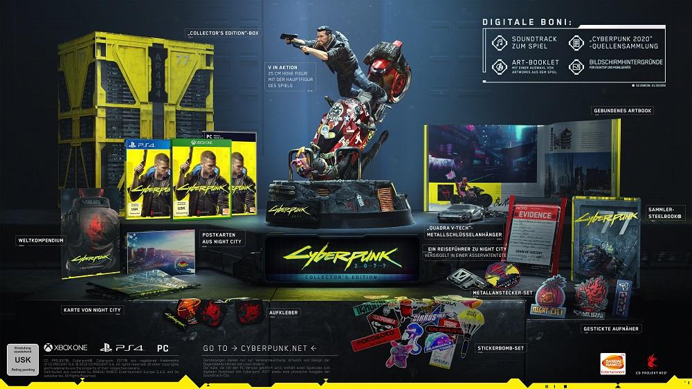 Cyberpunk 2077 Erscheinungstermin Release E3 2019 Xbox CD Projekt Red News