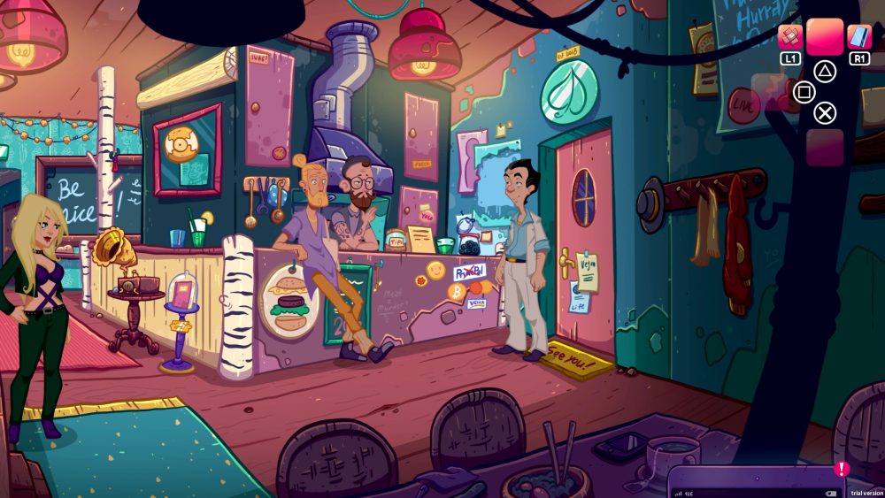 Leisure Suit Larry Wet Dreams Don't Dry PS4 Nintendo Switch Review Test Kritik
