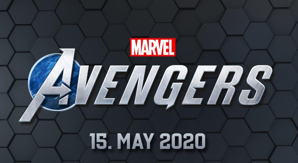 Marvel's Avengers Crystal Dynamics Eidos Montreal Square Enix E3 2019 PK Titel