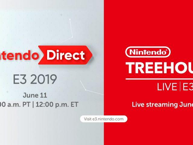 Nintendo DIrect E3 2019 Pressekonferenz Nintendo Switch Titel