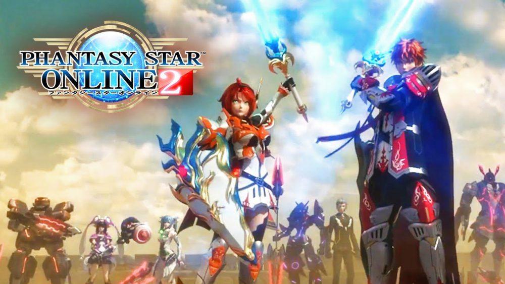 Phantasy Star Online 2 MMORPG