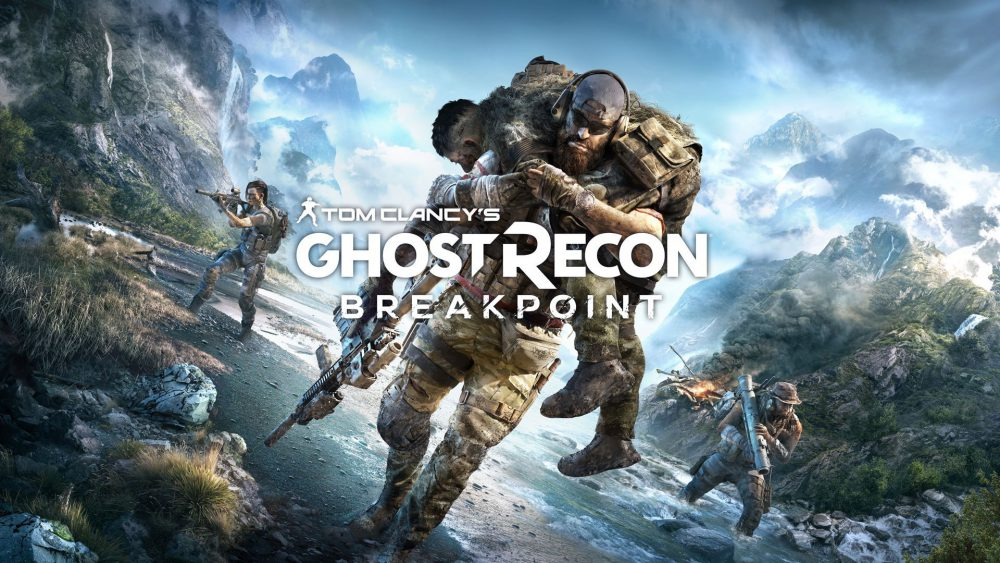 Ubisoft E3 2019 Pressekonferenz Ghost Recon Breakpoint Electronic Entertainment Expo Titel