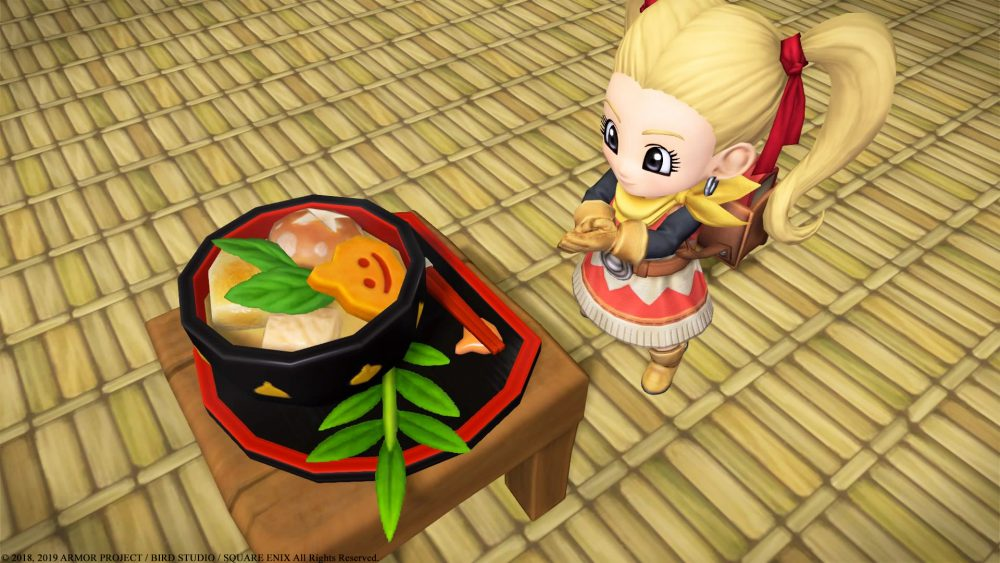 Dragon Quest Builders 2 DQ Builders 2 Square Enix Omega Force Review Test Kritik PlayStation 4 PS4 Xbox One X Nintendo Switch Kochen