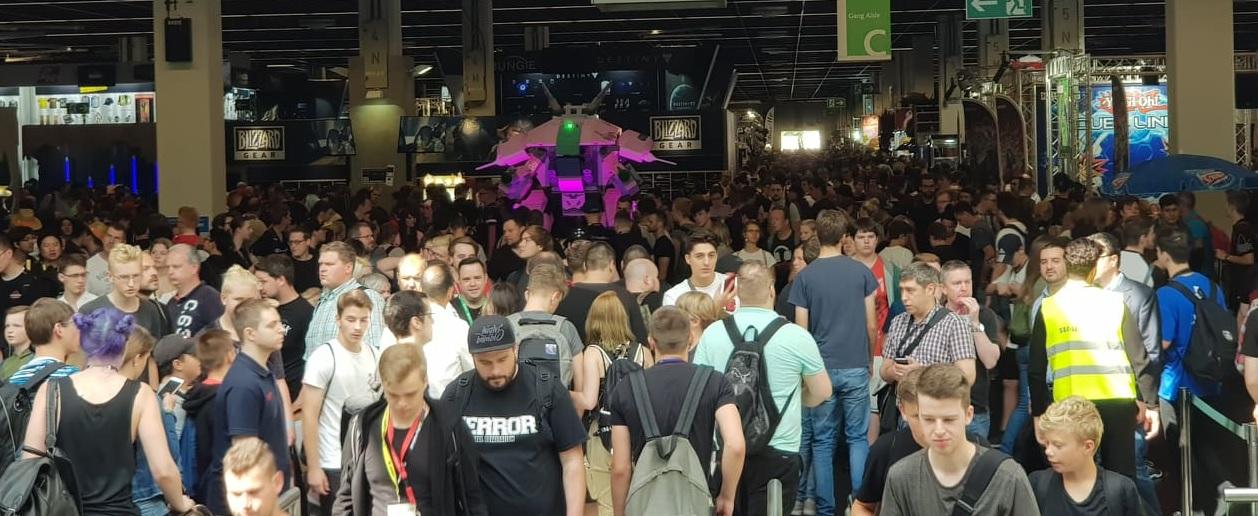 Gamescom 2019 Heart of Gaming Wachstum Infarkt Veränderung Wandlung Meinung Gänge