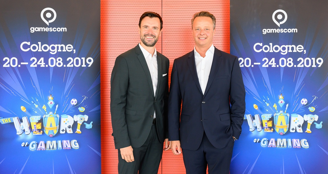 Gamescom 2019 Heart of Gaming Wachstum Infarkt Veränderung Wandlung Meinung
