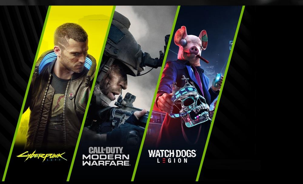 NVIDIA RTXon RTX ITS On Control Watch Dogs Legion Synced Off Planet Minecraft RTX Titel