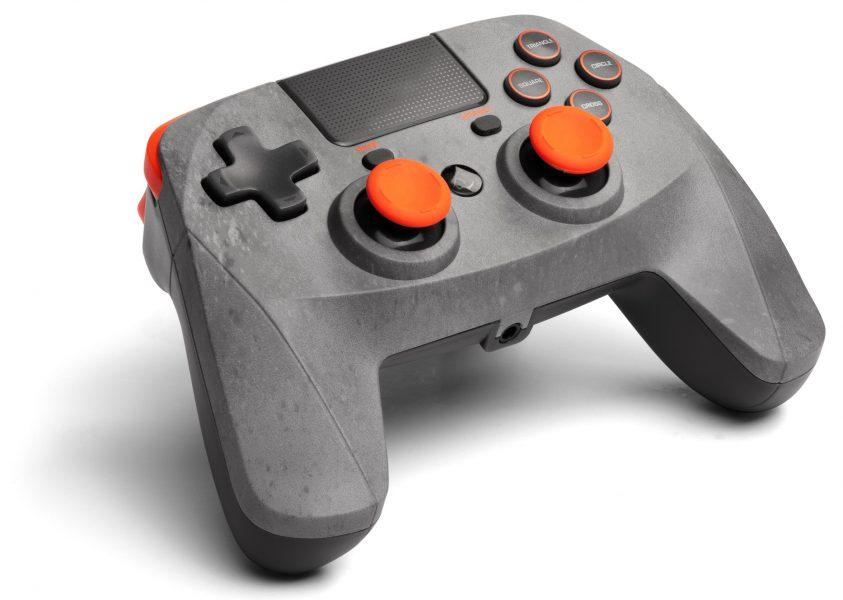 Snakebyte 4s Wireless Rock Game Pad PlayStation 4 Pro Test Review Kritik Bluetooth USB Akku Controller