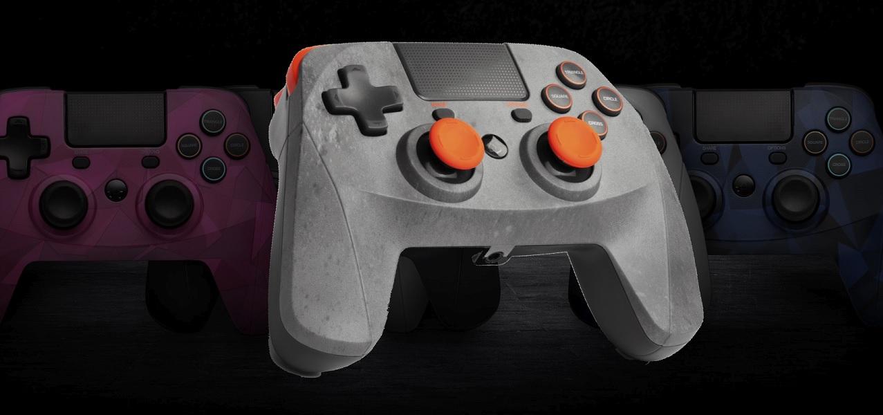 Snakebyte 4s Wireless Rock Game Pad PlayStation 4 Pro Test Review Kritik Bluetooth USB Akku Titel