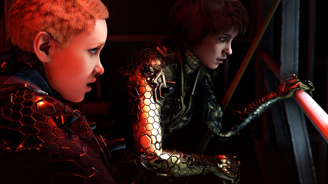 Wolfenstein Youngblood Bethesda Blazkowicz FPS Shooter Koop PS4 Pro Xbox One X PC Nintendo Switch Review Test Kritik Titel