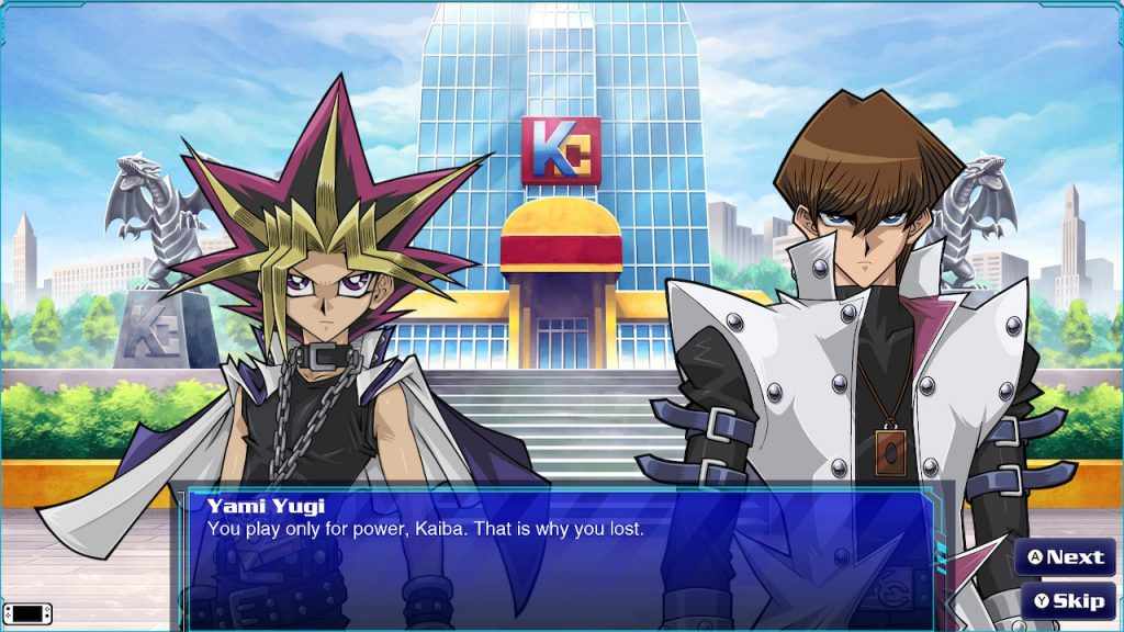 Yu-Gi-Oh- Legacy of the Duelist- Link Evolution Konami Nintendo Switch Review Test Kritik Story