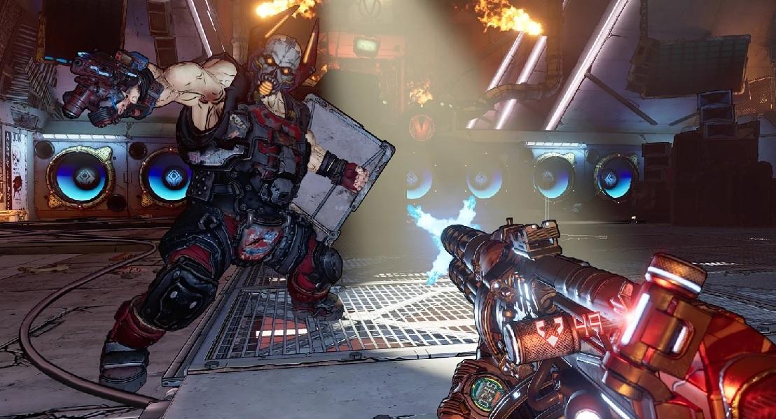 Borderlands 3 2K Games Gearbox Fl4k Moze Amara Zane Claptrap Review Test Kritik Gegner
