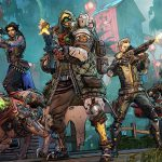 Borderlands 3 2K Games Gearbox Fl4k Moze Amara Zane Claptrap Review Test Kritik TItel