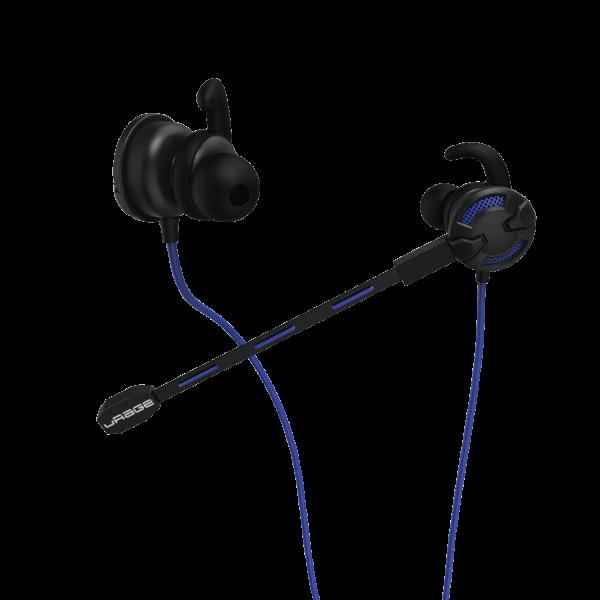 Hama uRage ChatZ Mobil Gaming Headset PS4 PC Test Kritik Review Titel Headphone Jack Komplett