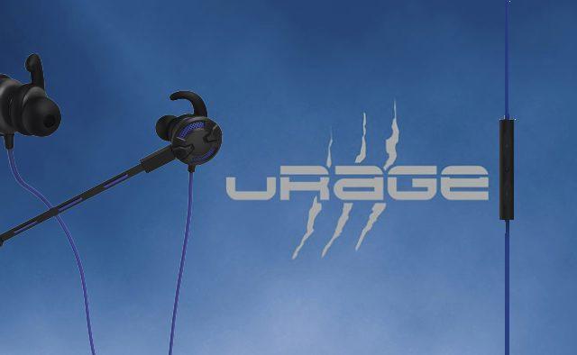 Hama uRage ChatZ Mobil Gaming Headset PS4 PC Test Kritik Review Titel URage