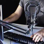 Hama uRage MIC xStr3am Revolution PC Test Kritik Review Titel Mikrofon Mic Aluminium Arm Popschutz Qualität Verarbeitung Titel 1