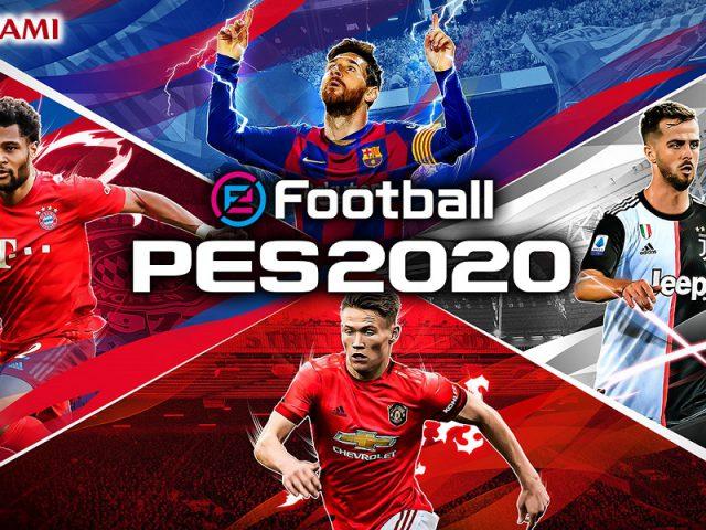 eFootball PES 2020 Pro Evolution Soccer 2020 Konami Fußball Simulation Review Test Kritik PlayStation 4 Pro Xbox One X PC Titel
