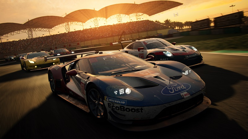 GRID Racing Simulation PlayStation 4 Pro Xbox One X PC Review Test Kritik Codemasters Koch Media Atmosphäre